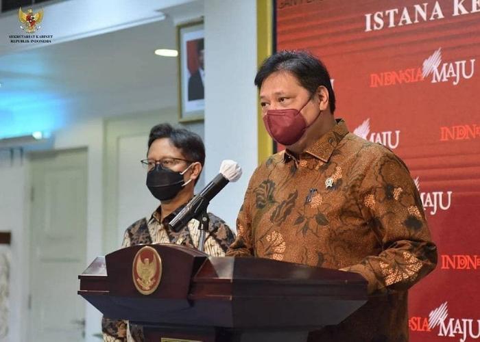 Pemerintah menerapkan PSBB Jawa-Bali mulai 11-25 Januari 2021