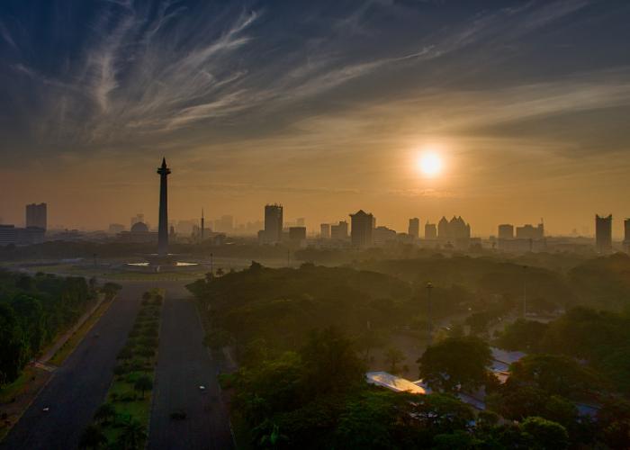 Jakarta Kembali PSBB Total