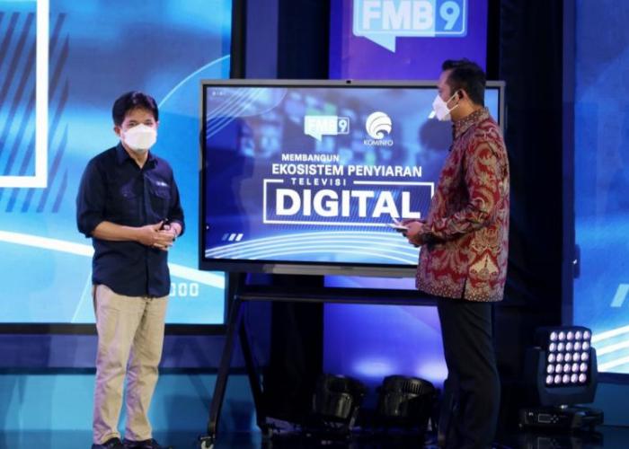 Dorong Digitalisasi Penyiaran, Kominfo Targetkan Optimasi Teknologi & Dampak Ekonomi