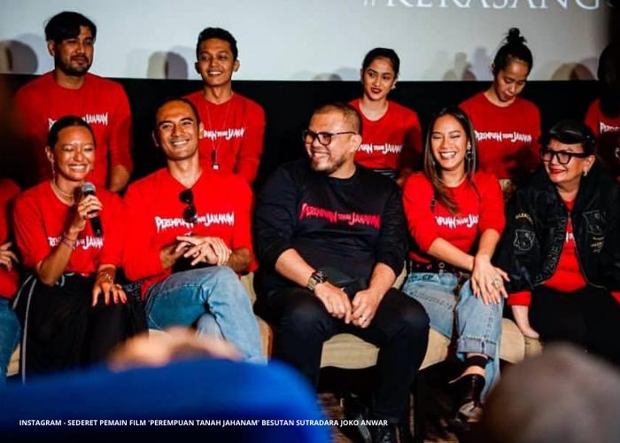 Film 'Perempuan Tanah Jahanam' Mewakili Indonesia di Ajang piala OSCAR 2021