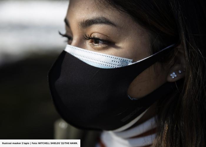 Pakai Masker Lapis untuk Pencegahan Covid-19 yang Lebih Optimal