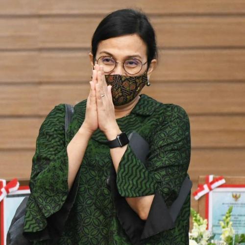 Menteri Keuangan Indonesia Terbaik se-Asia Timur dan Pasifik Tahun 2020