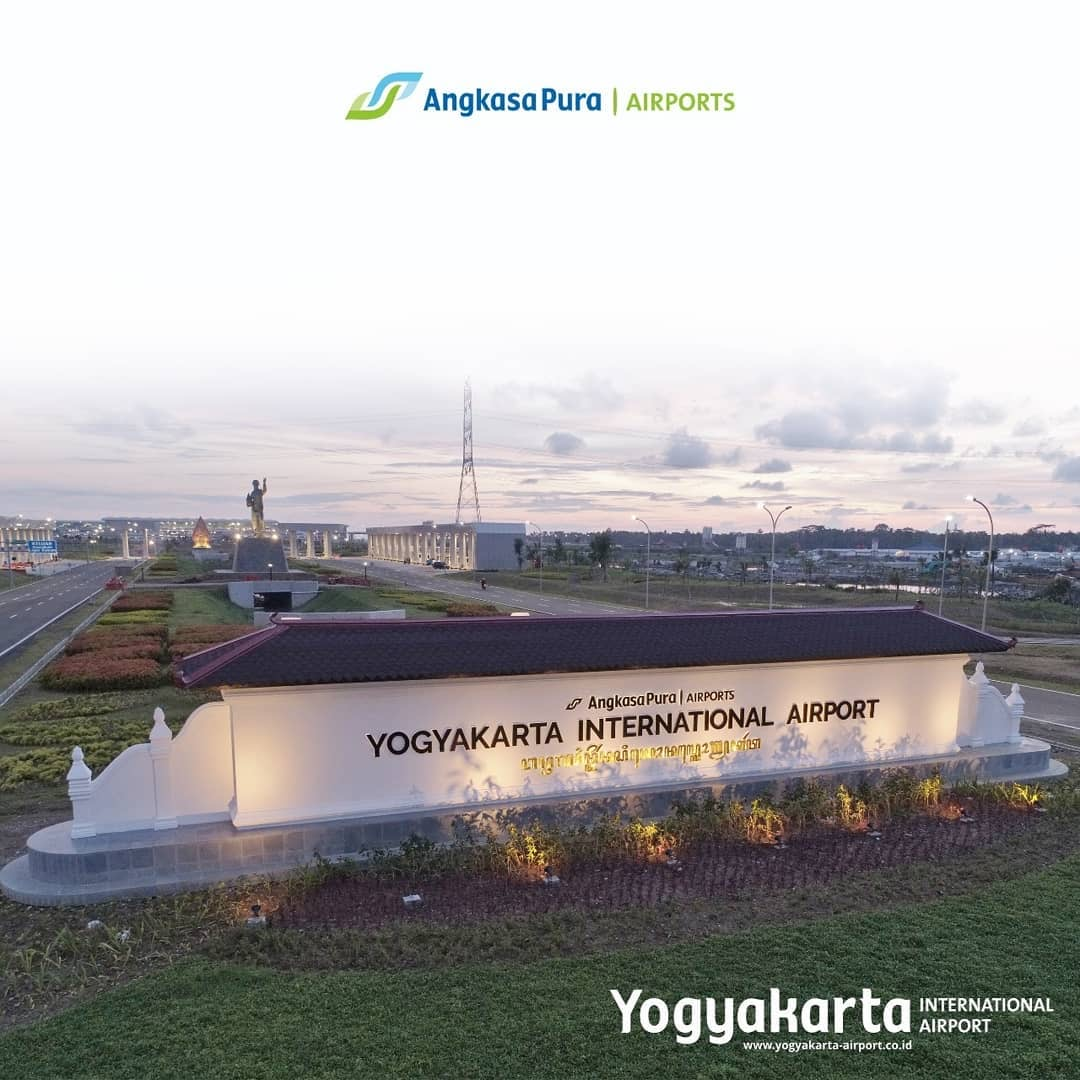 Presiden Jokowi Meresmikan Bandara Internasional Yogyakarta