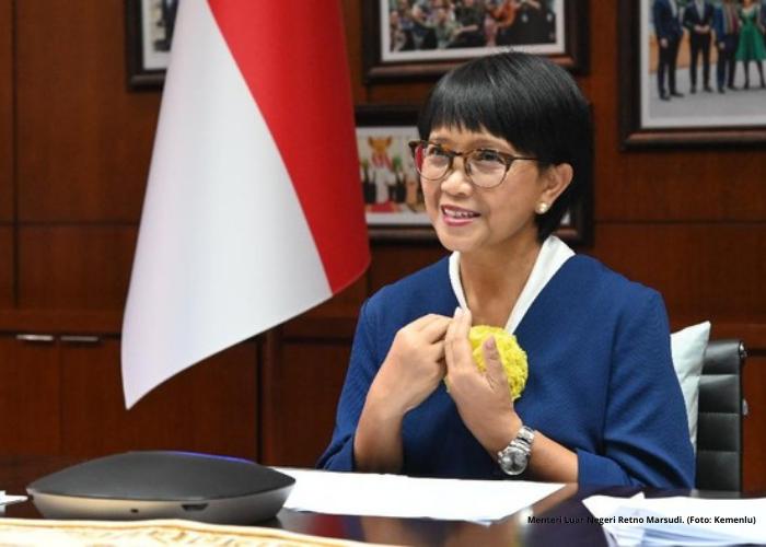 Menlu Retno Marsudi Jadi Ketua Kerja Sama Vaksin COVID-19 COVAX