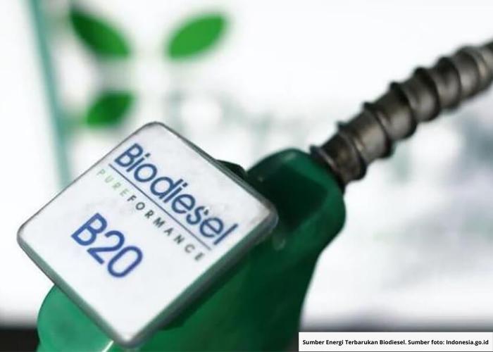 Indonesia Jadi Produsen Biodiesel Terbesar Dunia