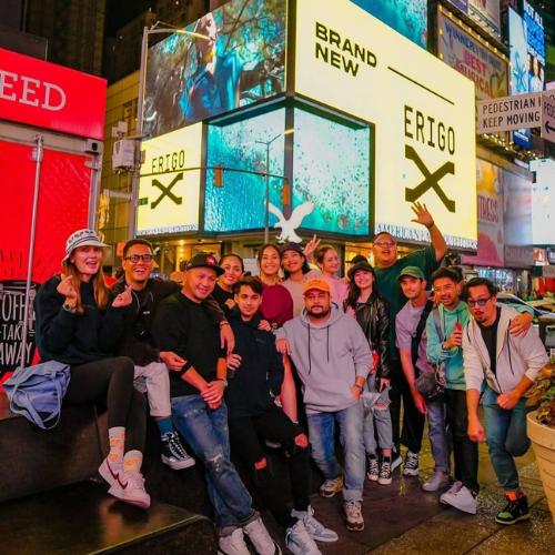 Brand Lokal ERIGO Tampil di New York Fashion Week