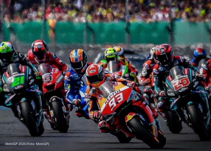 Sirkuit Mandalika Resmi Masuk Kalender Moto GP 2021