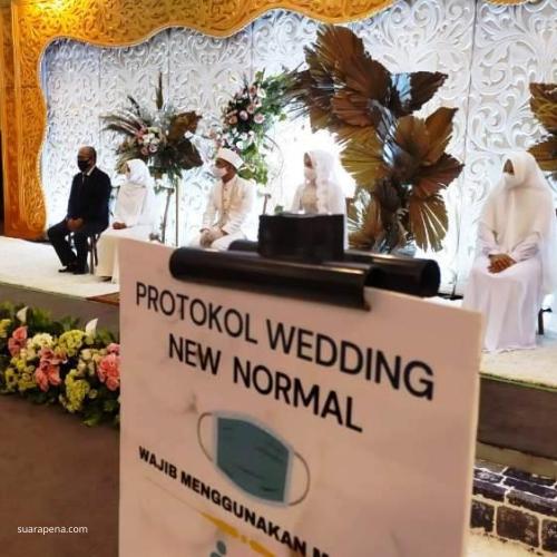 Konsep Pernikahan Era New Normal