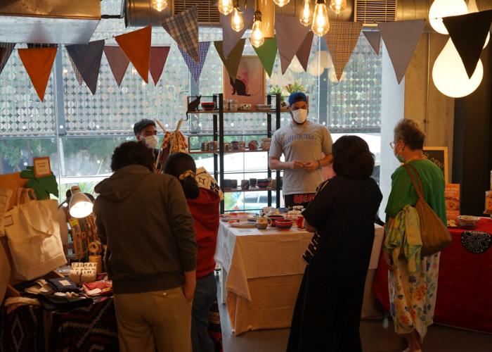 Produk Lokal Beradaptasi dan Membangun Harapan Bersama di Pasar Akhir Pekan The Lokal Market
