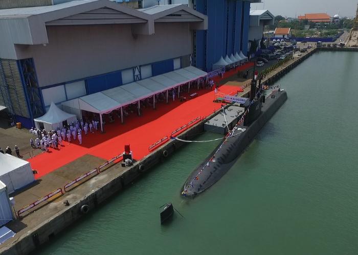 Indonesia Negara Pertama Asia Tenggara yang Bisa Bangun Kapal Selam