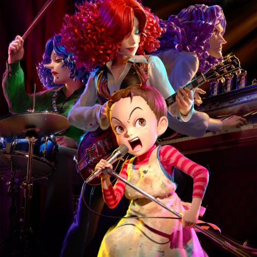 Keren Banget! Sherina Isi Soundtrack dan Suara Karakter di Film Studio Ghibli