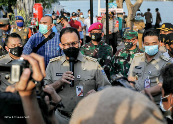 Jakarta Kembali ke PSBB Transisi, Ada Kebijakan yang Baru!