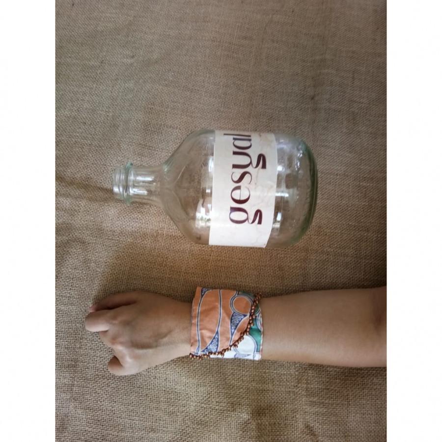 GESYAL Batik Beads Tosca Parang Box Gelang Wanita
