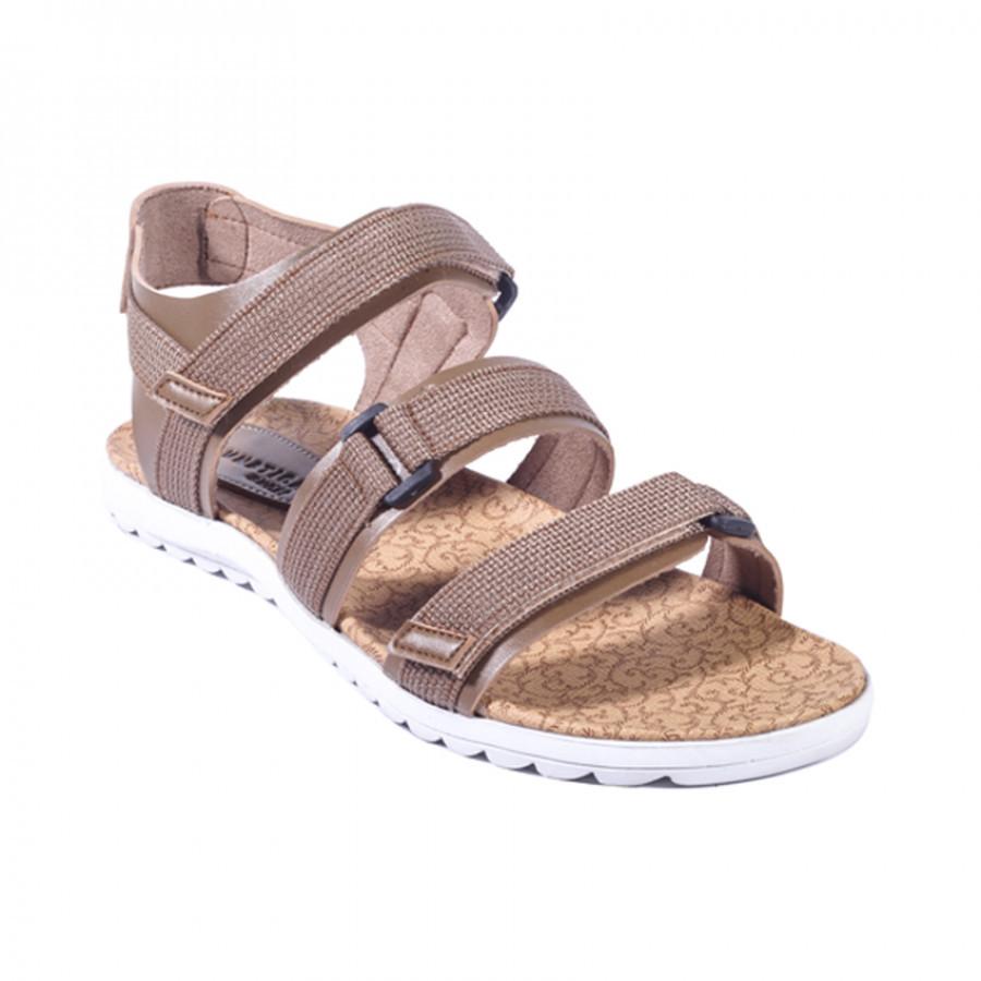Humera Mocca Brown | Lvnatica Footwear Sandal Wanita Casual