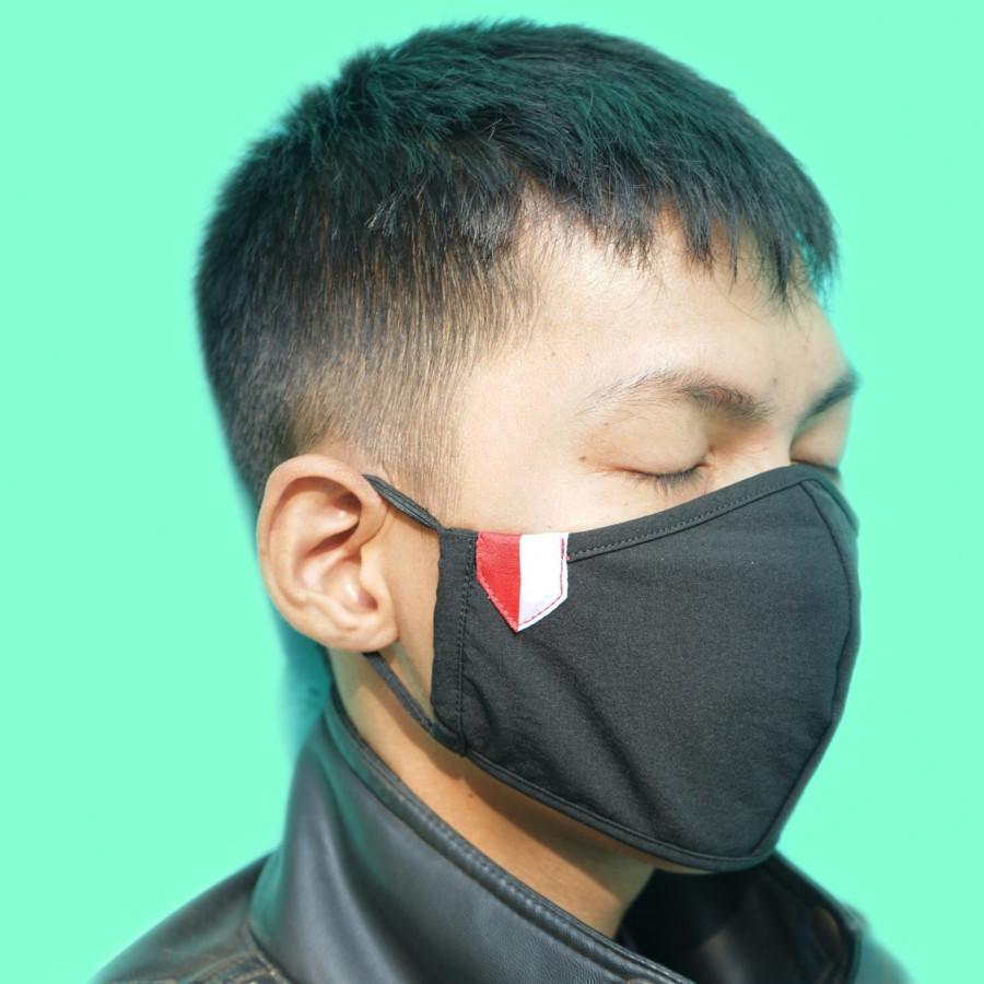 Masker Merah Putih series 02