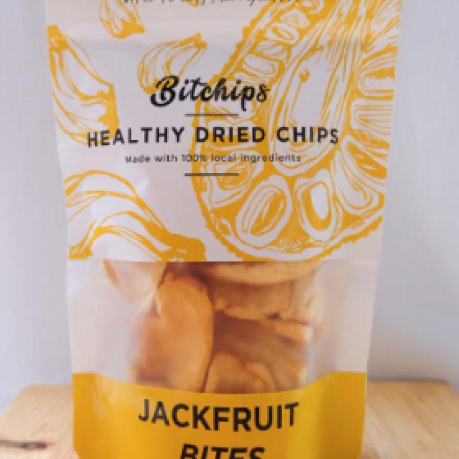 Jackfruit Bites