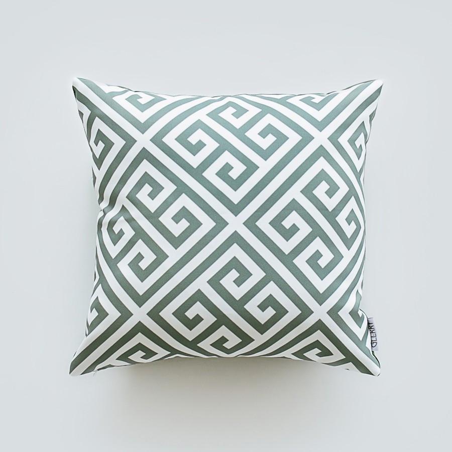 Olive Green Cushion 40 x 40