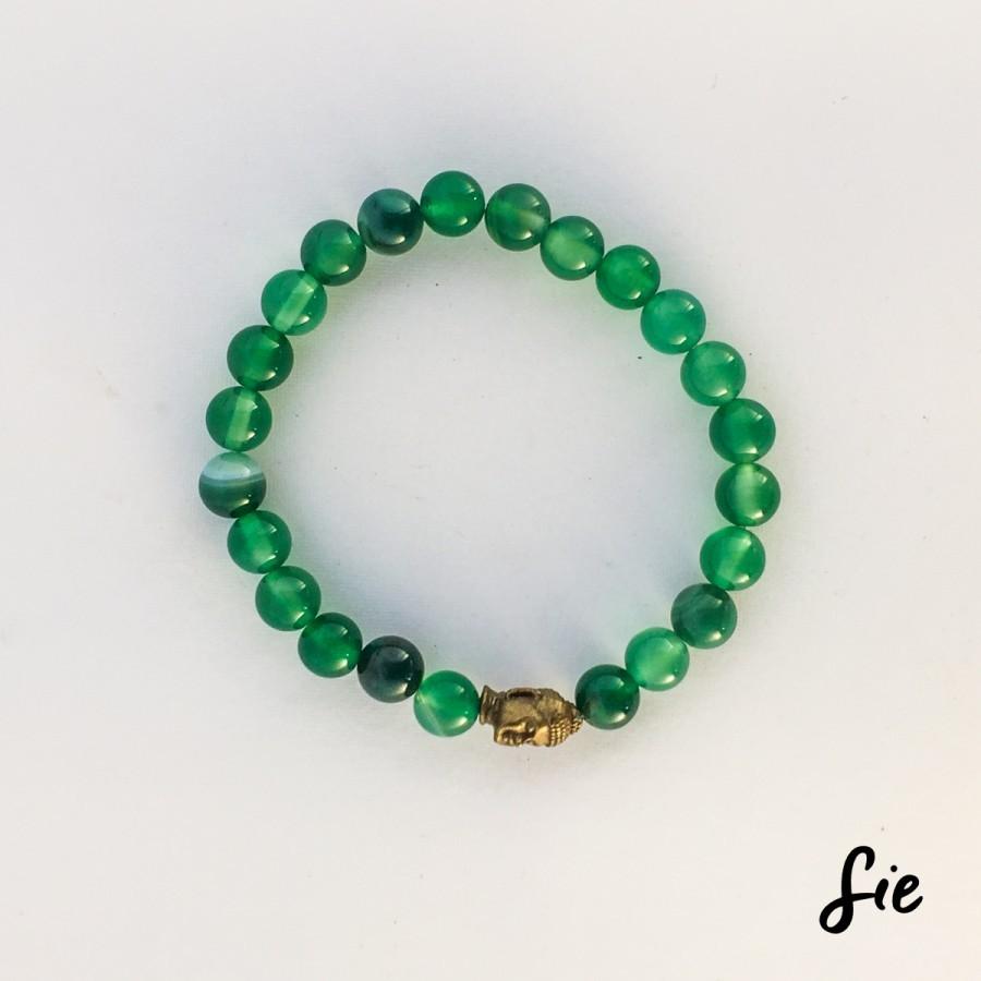 Gelang Green Charm