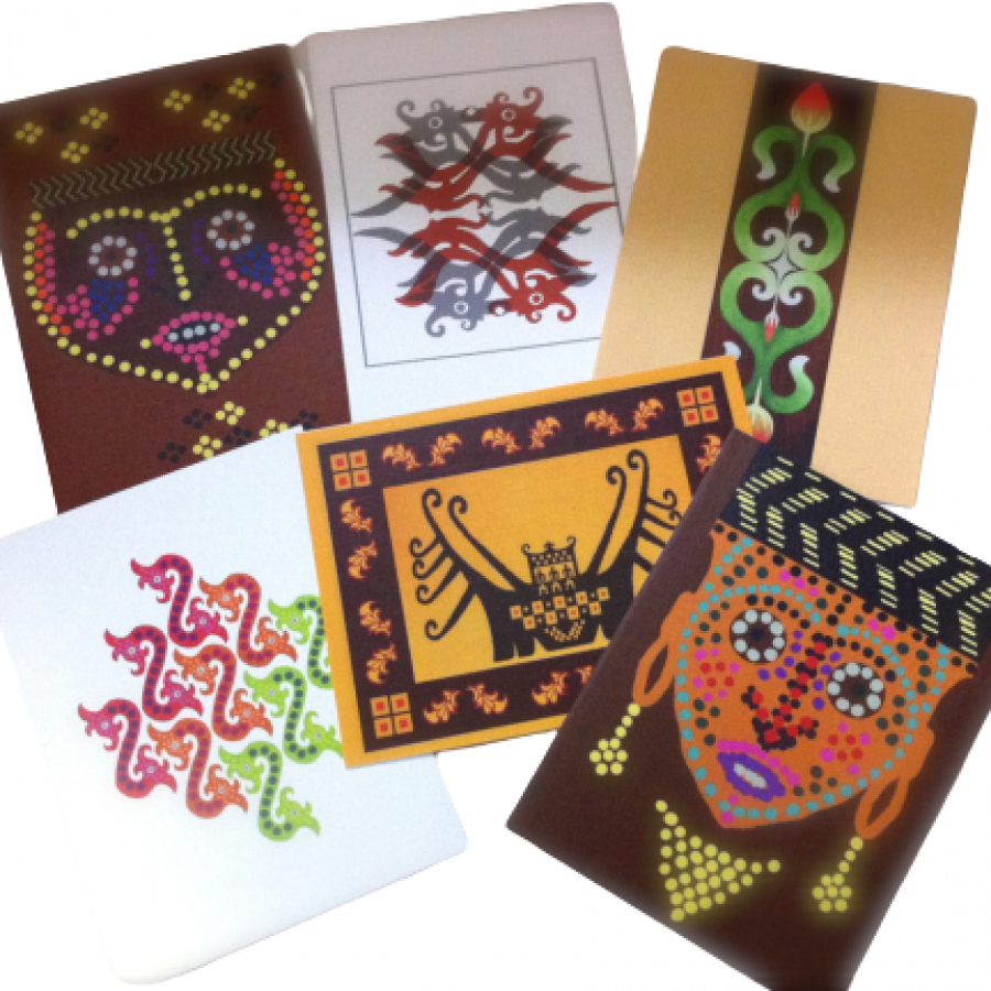 Greeting Cards (Set of 6)