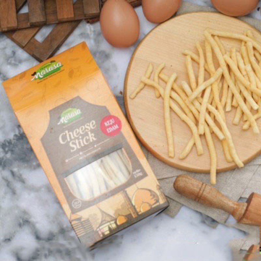 Cheese Stick EDAM (Dus 150 g) - Pawon Narasa