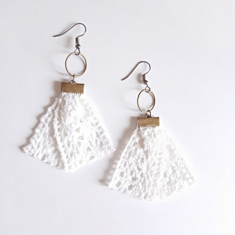 Woojin Earring Anting Handmade