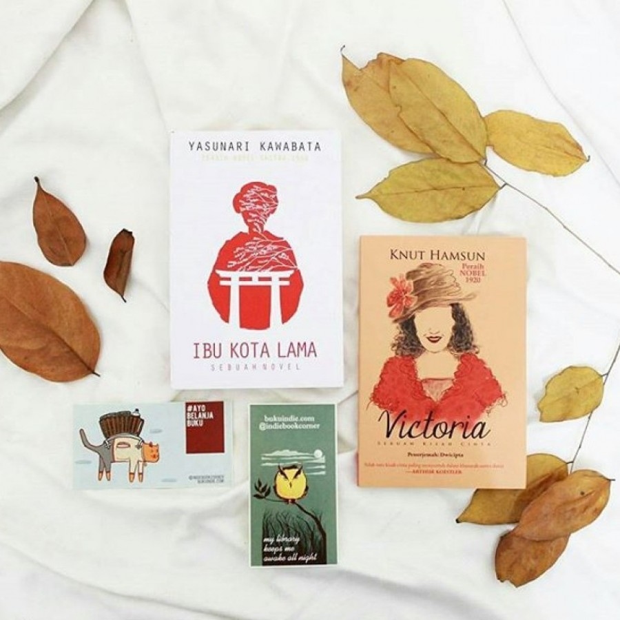 VICTORIA: Sebuah Kisah Cinta--Knut Hamsun