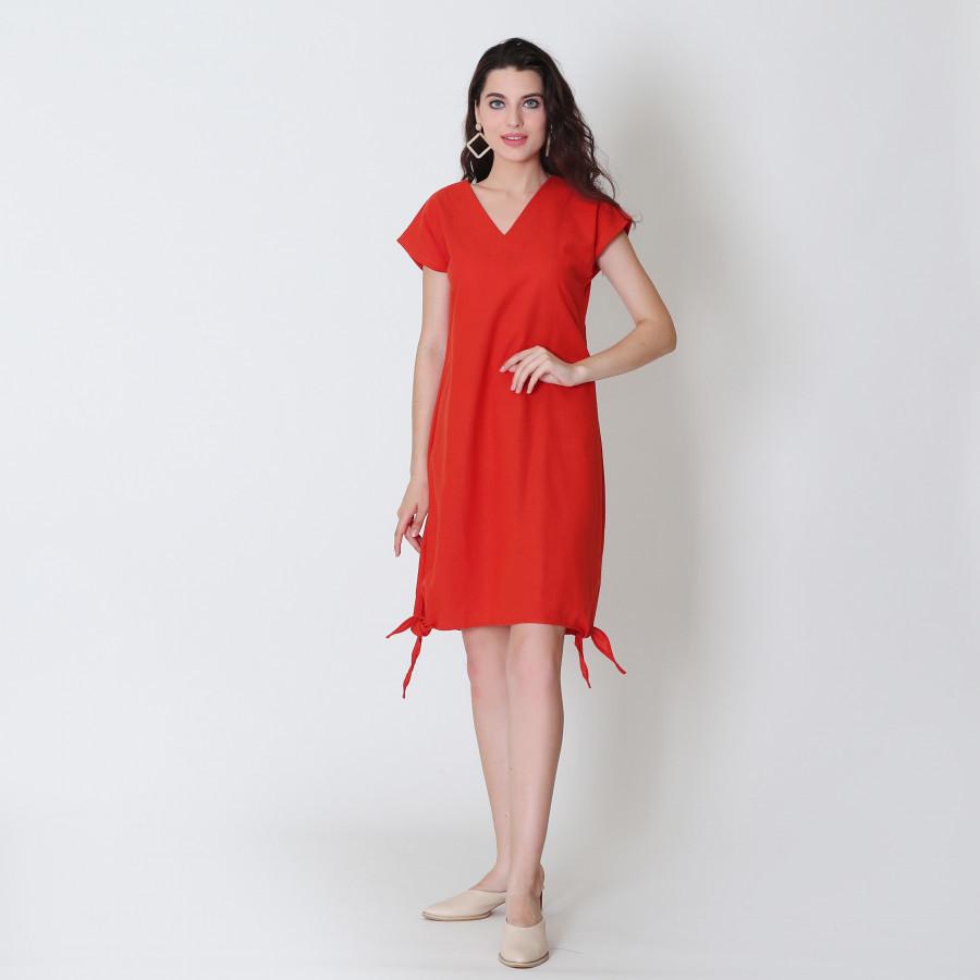Furaha Kamara Linen Dress