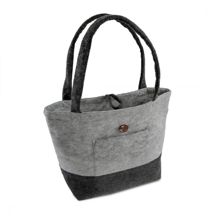 Ecobo r-Pet Felt Tote Bag