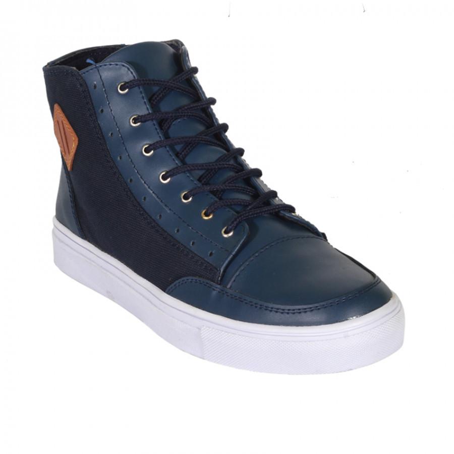 Lunatica Footwear Arizona Navy   Sepatu Sneaker Pria Casual