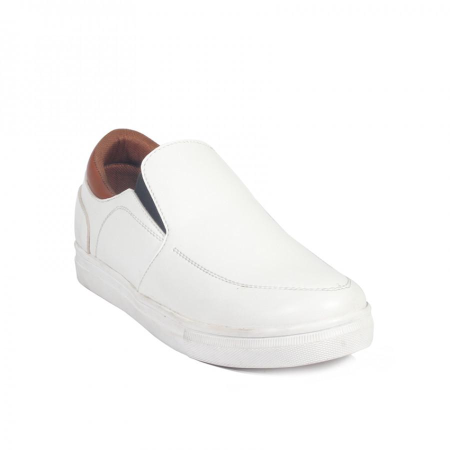 Lunatica Footwear Alisson White | Sepatu Sneaker Pria Casual