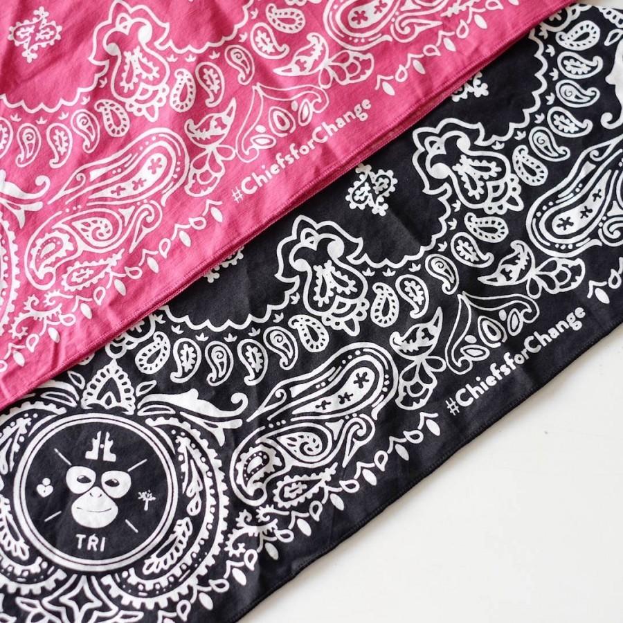 Sapu Tangan/Slayer/Bandana/Handkerchief Classic Daur Ulang untuk Hutan