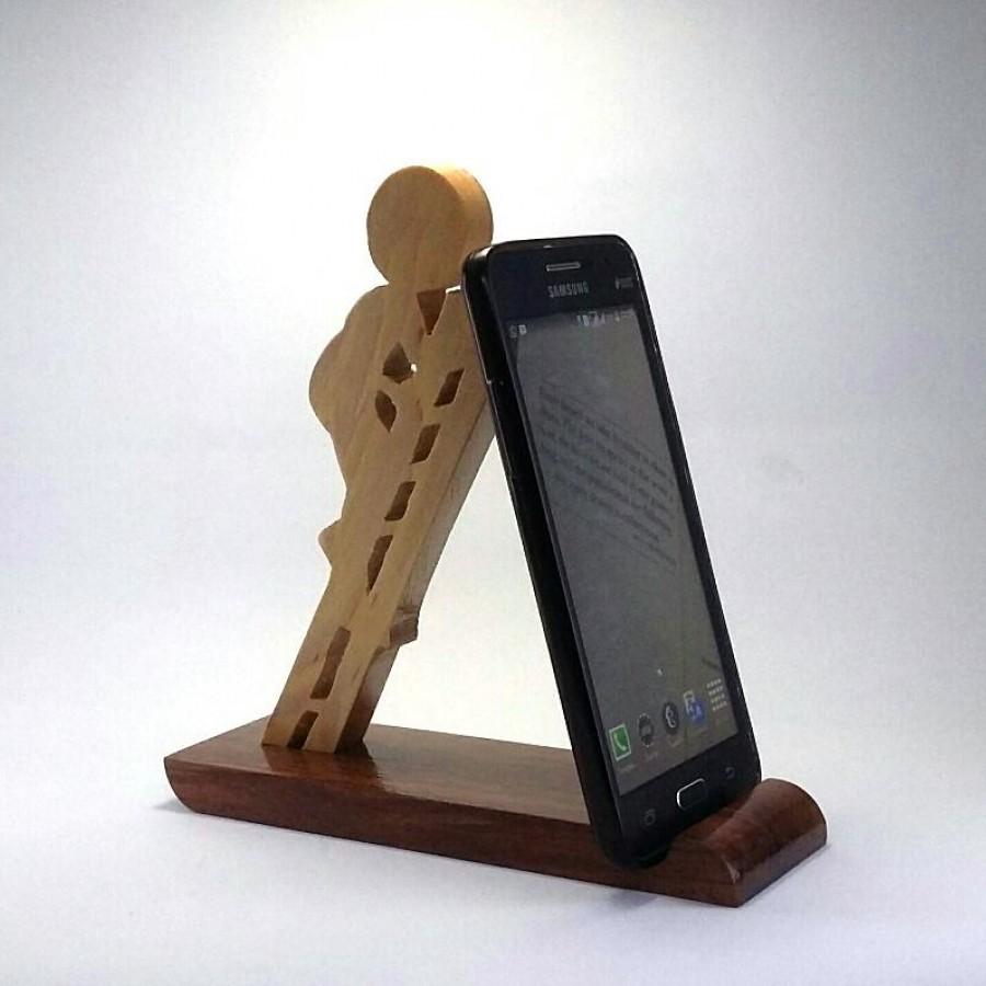 Tatakan HP/Tatakan Tablet Model Naik Tangga 2