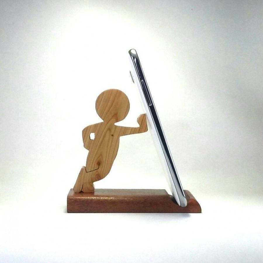 Tatakan HP/Tatakan Tablet Model Sandar