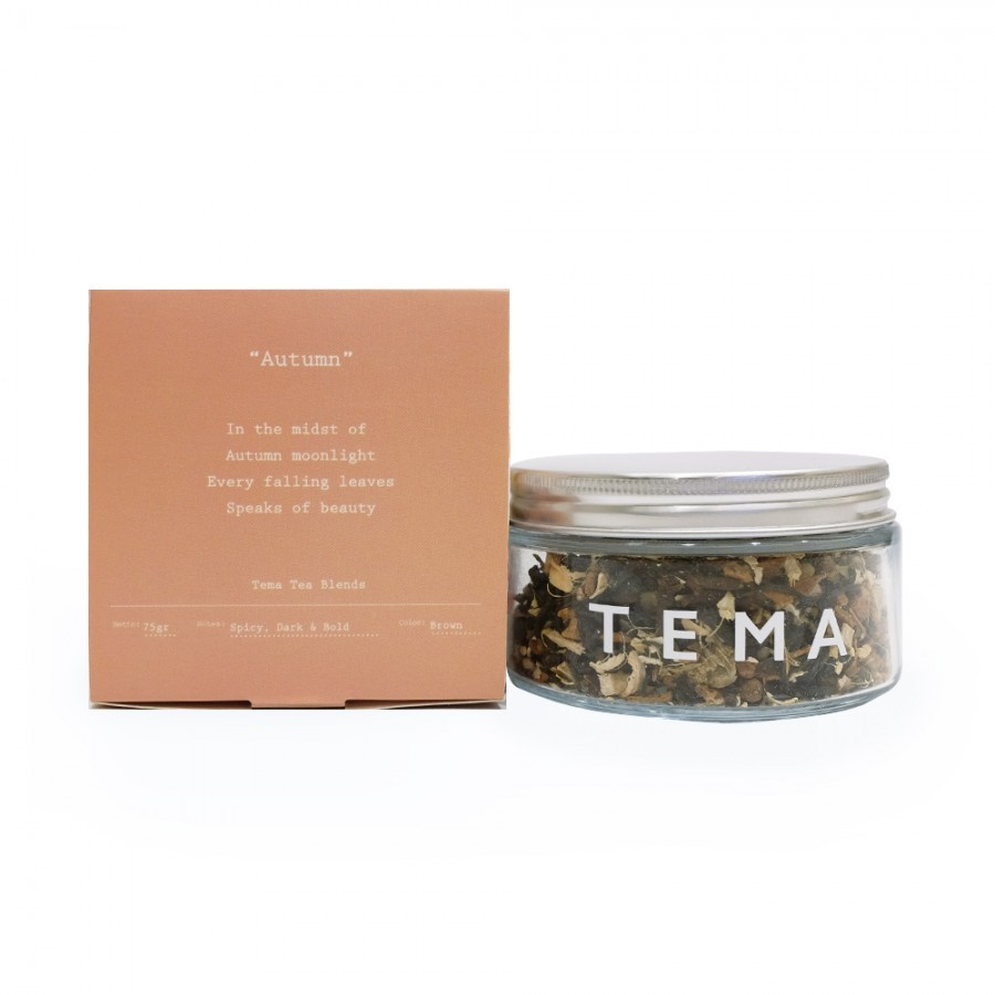 Autumn TEMA Tea - Jar