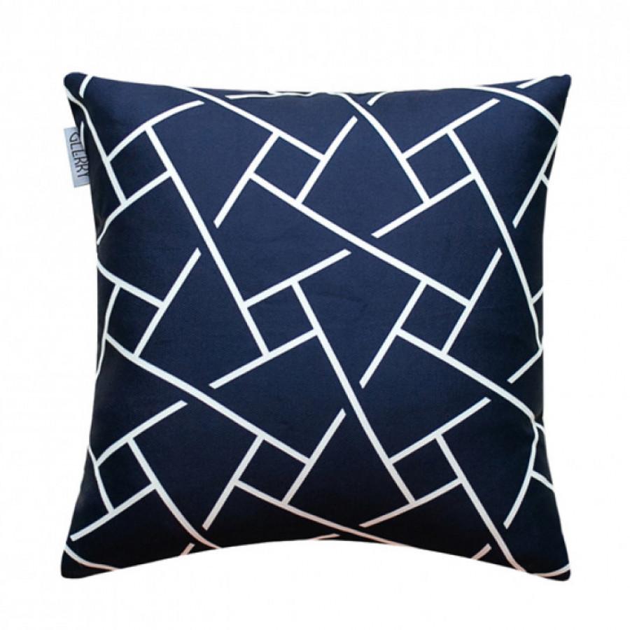 Noir Cushion 40 x 40