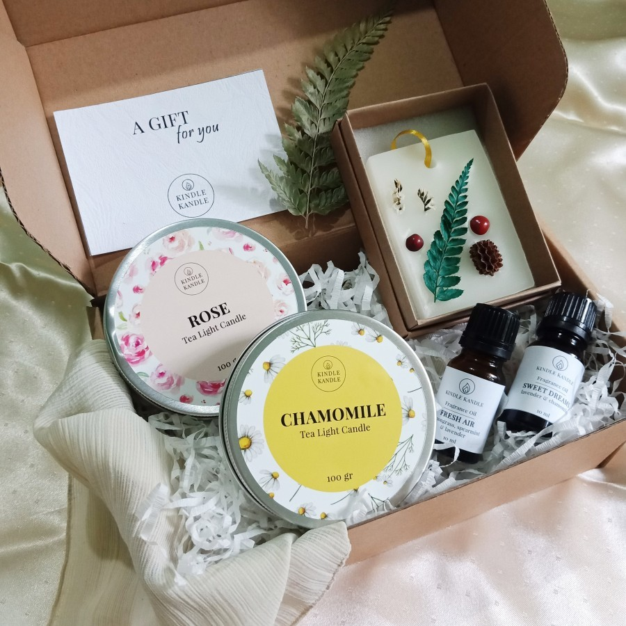 Paket Hampers Gift - Kindle Package 2