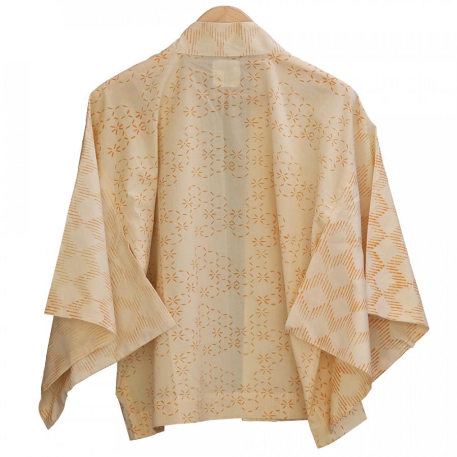 Kimono Sashiko Orange