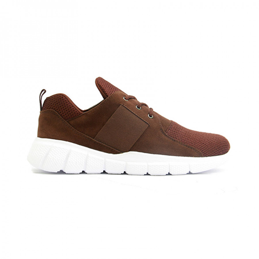 Lunatica Footwear Flavio Brown | Sepatu Sneaker Pria Casual