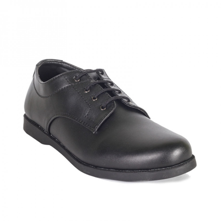 Hex Black | Zensa Footwear Sepatu Formal Pria Pantofel Shoes