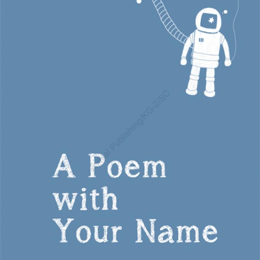 A Poem with Your Name (Novel) - Adik K (HC) / 1196111200079