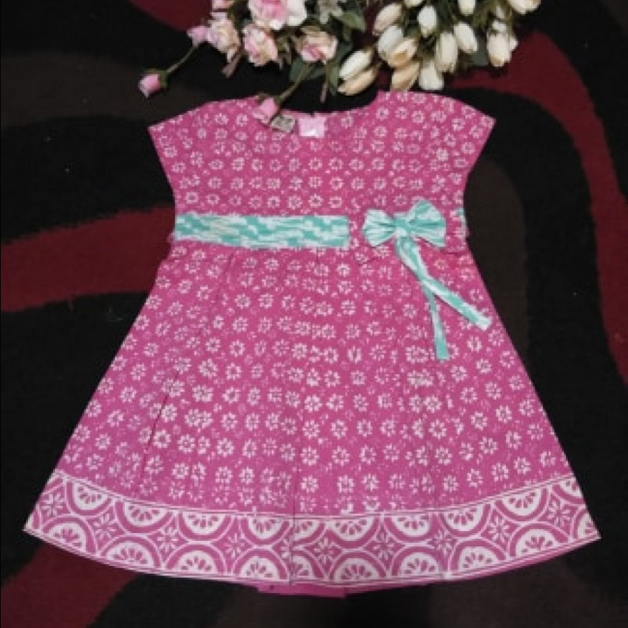 Dress Batik Anak Balita 02
