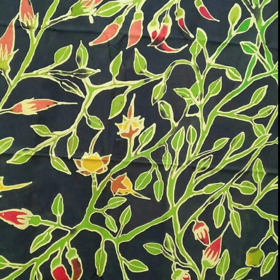 Batik Motif Mangrove