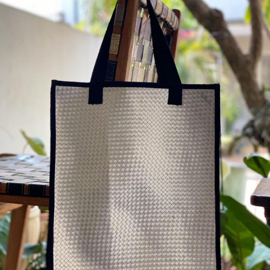Tas daur ulang / recycle bag - Nayla Bag (Shopping Bag)