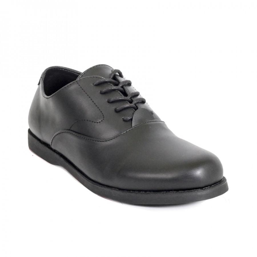 Mark Black | Zensa Footwear Sepatu Formal Pria Pantofel Shoes