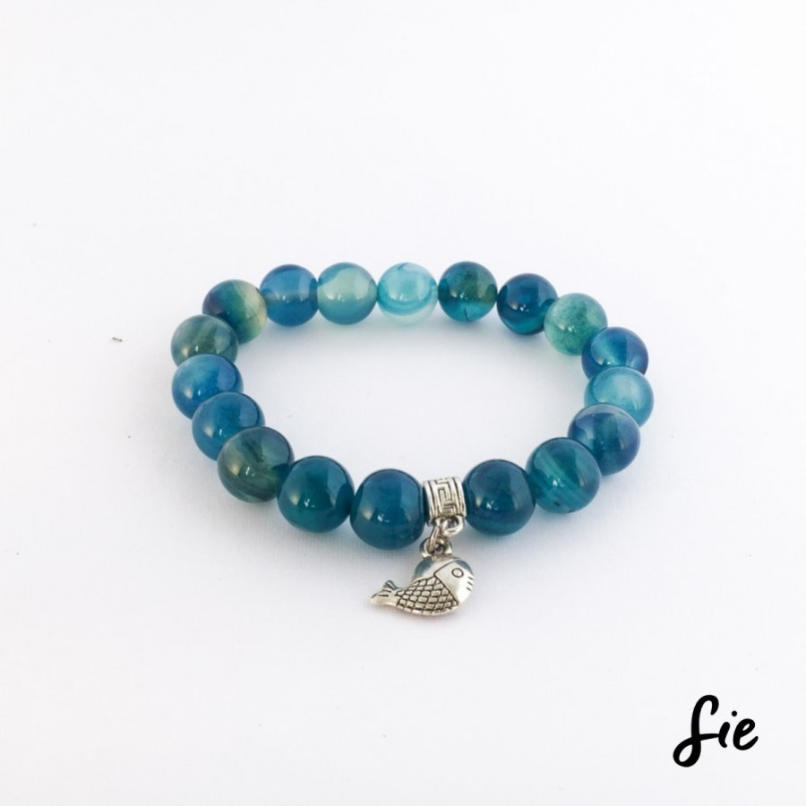 Gelang Blue Fish