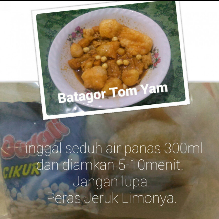Batagor Tom Yam
