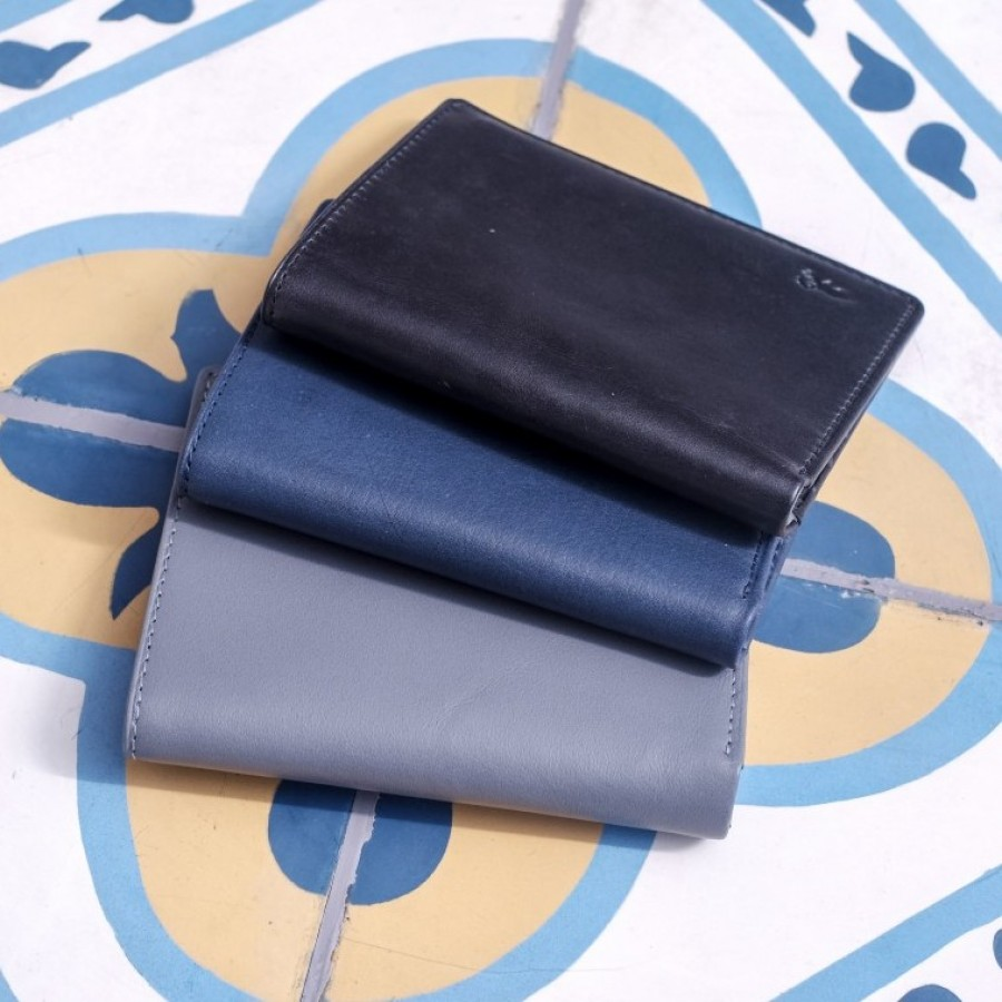 Dompet Kulit Asli Leather Wallet Valiant Buck