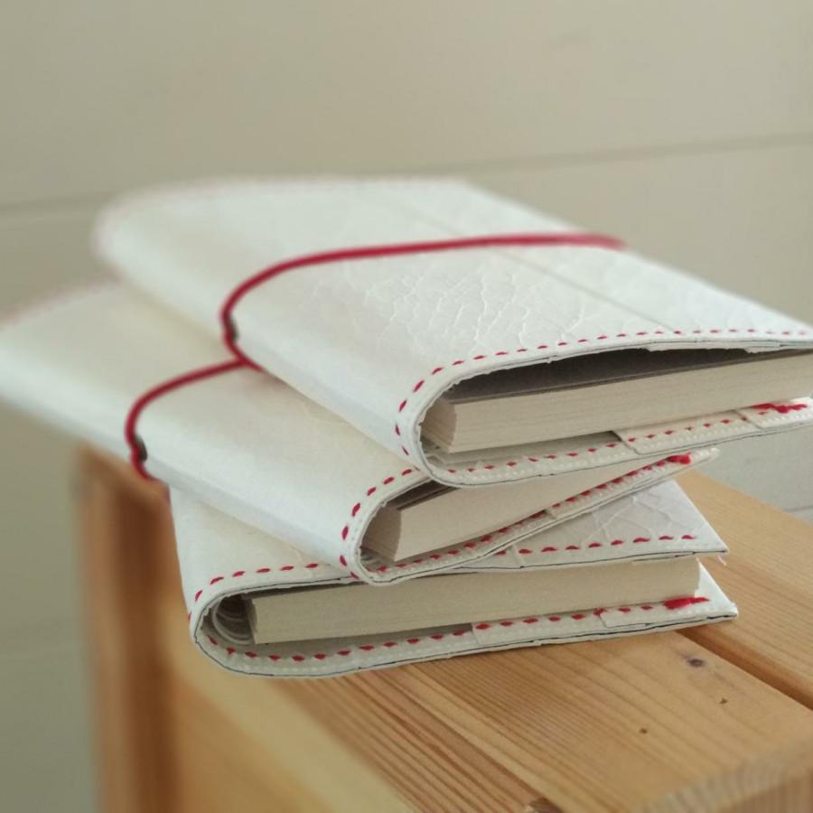 Milk Carton Notebook Cover