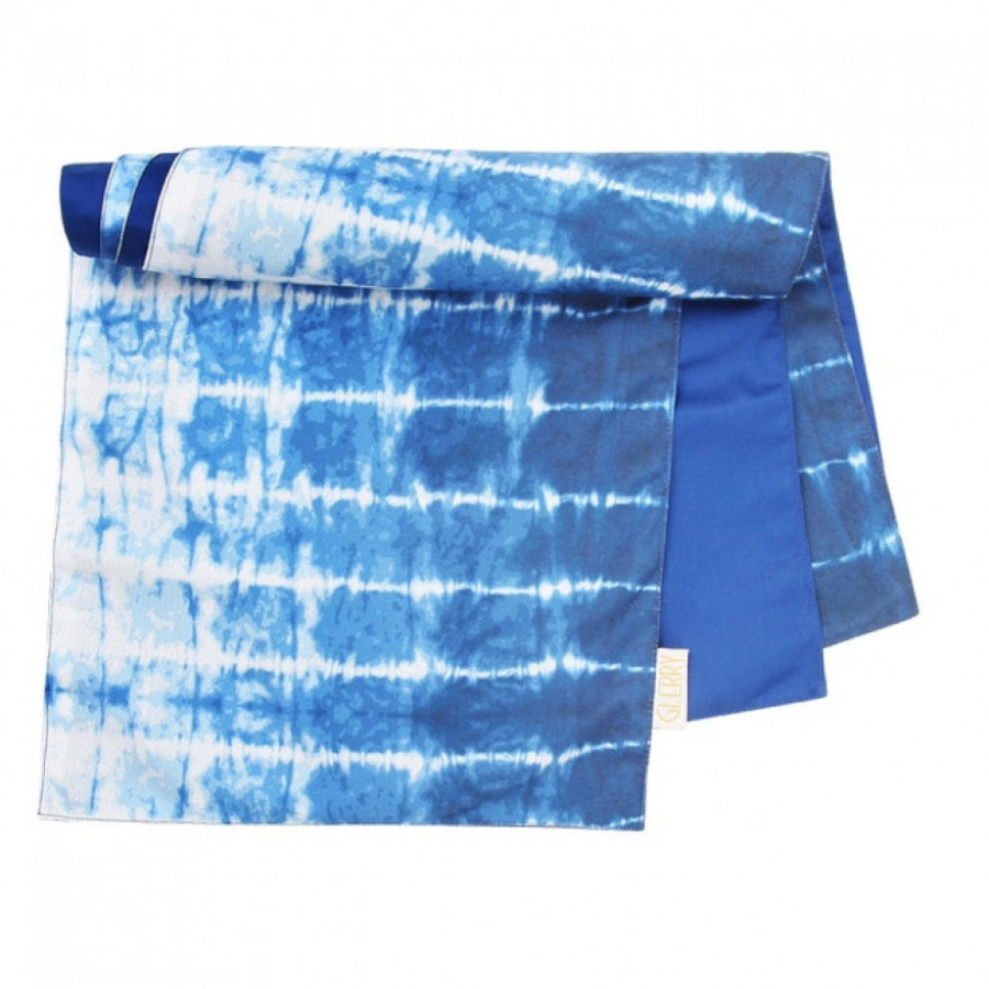 Blue Water Table Runner 200 x 30