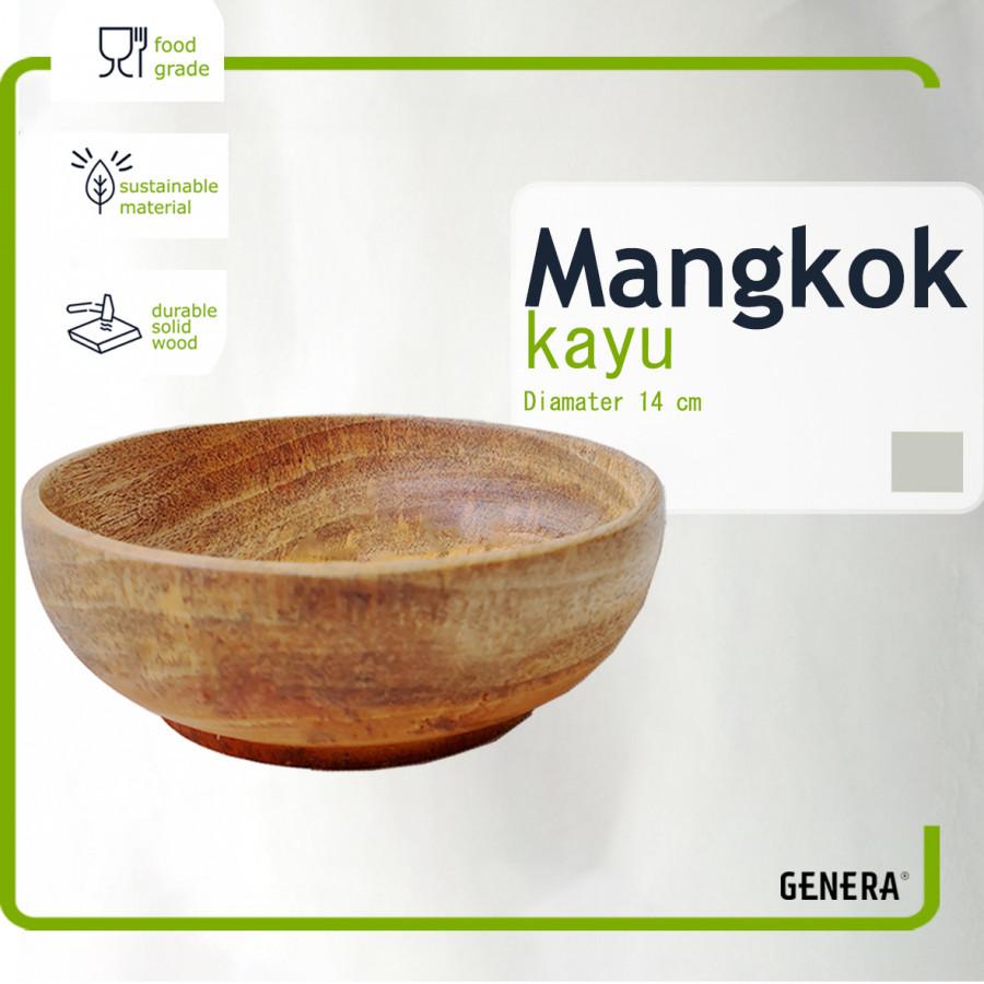 GENERA Bowl Kayu